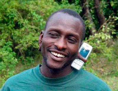 Une oreille pas comme les autres...le bluetooth africain